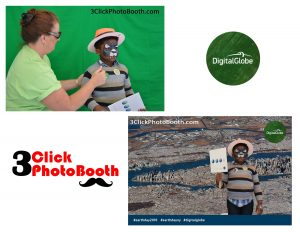 Green Screen photo booth NYC